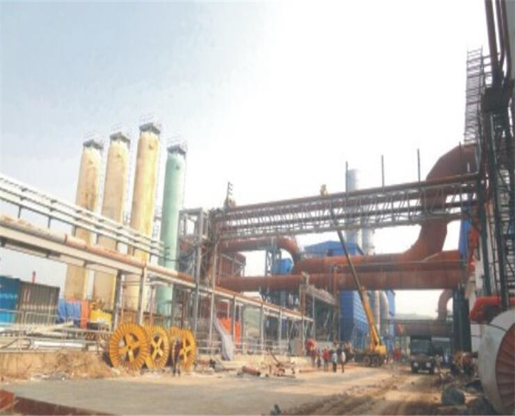 孟加拉AKG年产130万吨炼钢项目