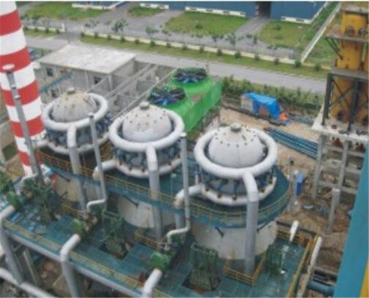 SSC年产20万吨高炉炼钢项目(二期)