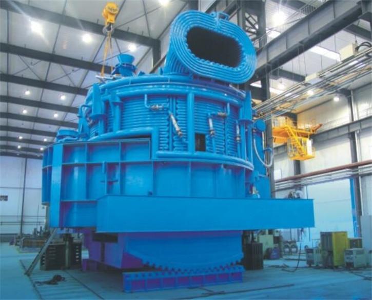 俄罗斯TEMPO公司年产50万吨钢厂设备总包项目项目