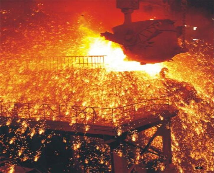 宁夏华夏特钢矿热炉项目