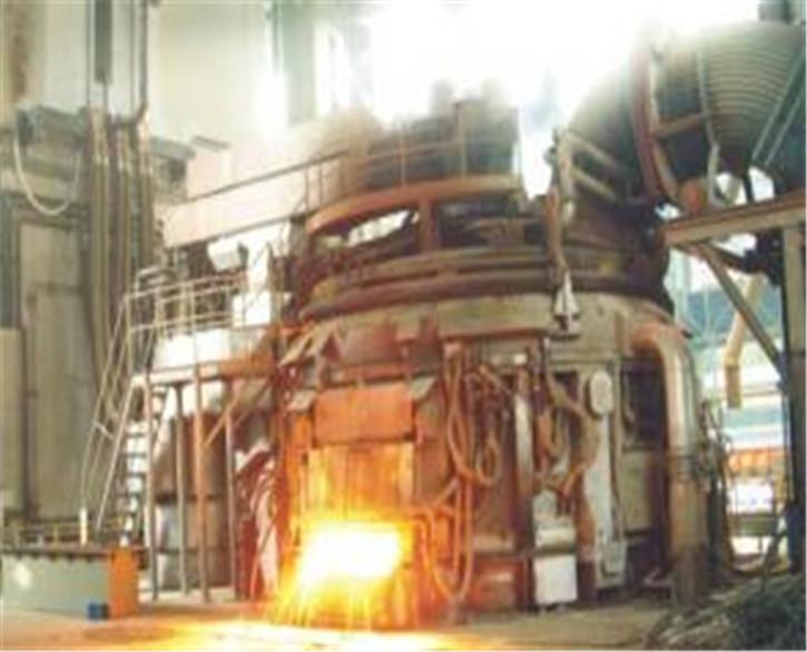 云南电弧炉EAF-70t(攀成钢)