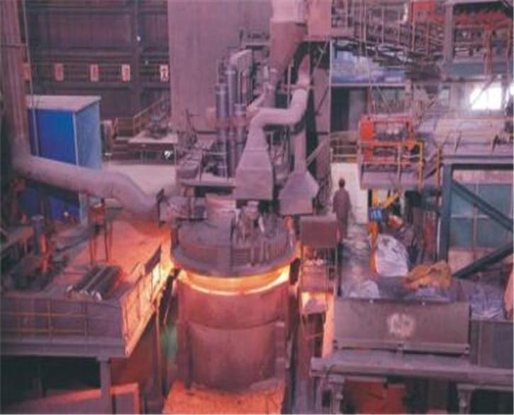 钢包精炼炉 LF-75t(无锡雪丰)