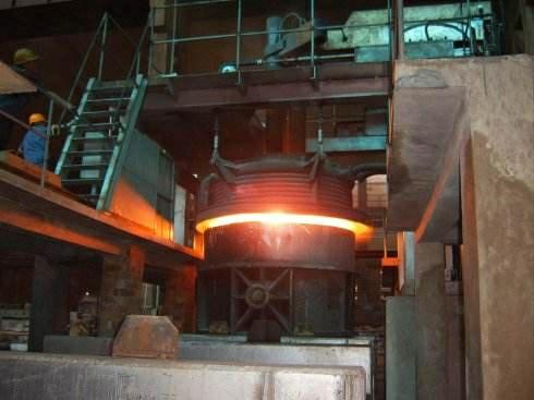 青海精炼炉