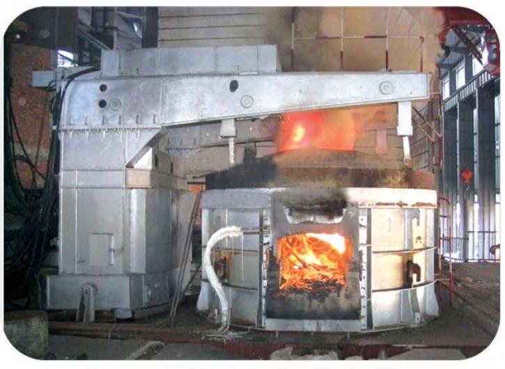 炼钢电弧炉