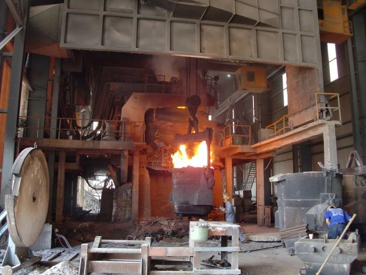 青海电弧炉