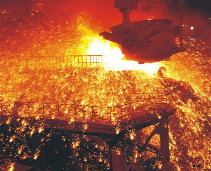 Ningxia Huaxia special steel mine heating furnace project